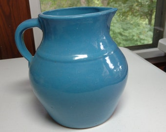 Blue 232 Pitcher