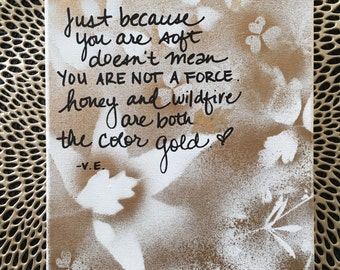 soft | gold