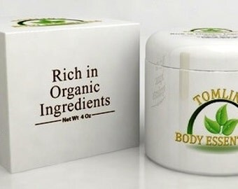 Tomlin's Face and Body Aloe Creme