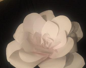 Backdrop wall flower