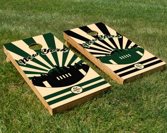 New York Jets Cornhole Board Set