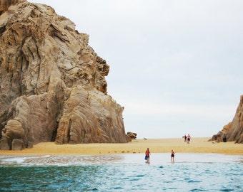 Lover's Beach Art (Cabo San Lucas)