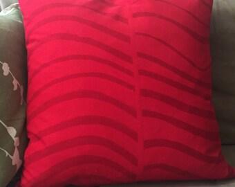 Marimekko 19x 19 Feather Pillow