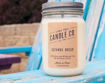 Catawba Breeze Candle - (12oz)