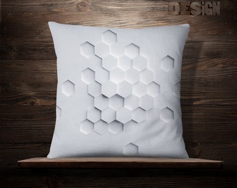 White Pillow | White Pattern | White Throw Pillow | White Pillow Cover | White Pillow Case | White Throw Pillow | White Cushion | Cushion