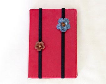 Set of 2 Flower Bookmarks
