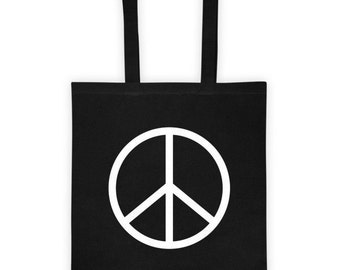 Yes, Peace Tote Bag