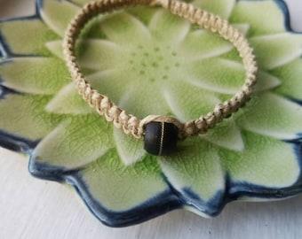 Ebony Bracelet/Anklet