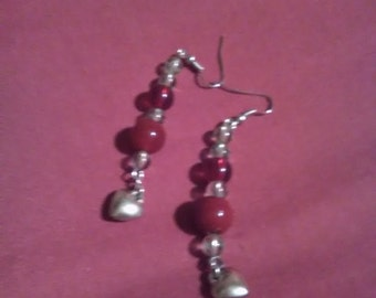 Red dangles...........
