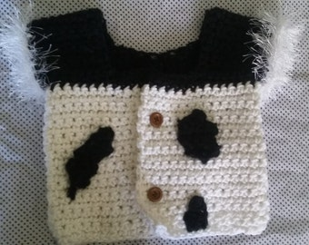 Baby Cow Sweater