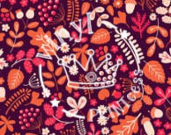 Fall Floral Printed Vinyl - Autumn Craft Vinyl - Floral Vinyl Outdoor & HTV