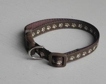 Puppy Paw Dog Collar