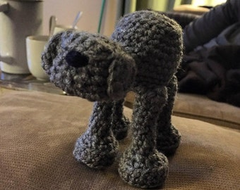 Baby's First AT-AT - Crochet Star Wars Walker Plushie