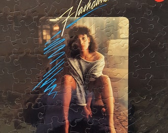 Flashdance Album Cover Puzzle