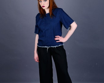Caroline - Wideleg fit trouser