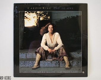 Carole King- One to One LP (NEW>>SEALED, 1st Pressing, 1982)