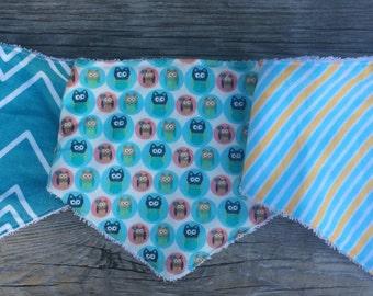 Baby Bandana Bib set, baby bib, scarf bib, dribble bib, drool bib, teething bib, bandana bib, cotton terry towel bib, baby bib set, bib