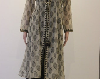 Long Tunic/Coverup/Summer Dress