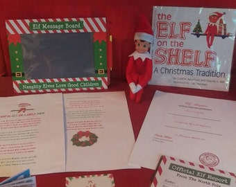 Santa's Little Elf deluxe edition!!!!!!