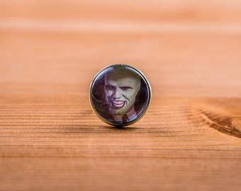Ring The Mask / Ring / jewelry / Jim Carrey Cabochon