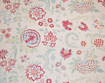 Lee Jofa Twigs Fleur Linen Designer Fabric by the yard