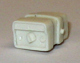 1:25 scale model fire ambulance Federal Interceptor siren control