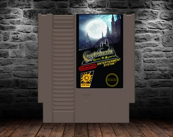 Castlevania: Chorus of Mysteries - New Castle Crawling Adventure - NES