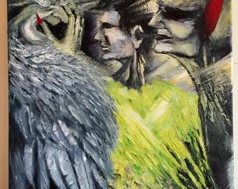 Devil vs angel