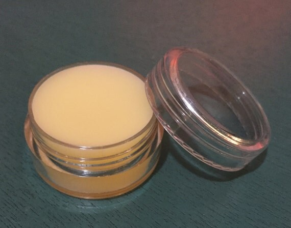 Peppermint Scented All Natural Homemade Lip Balm