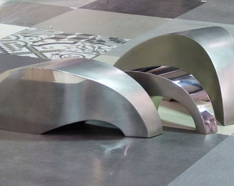 Elefanto - Sculpture d'elephant en metal
