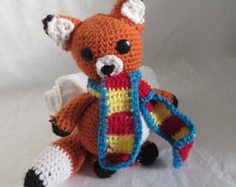 Ugly Fox Doll