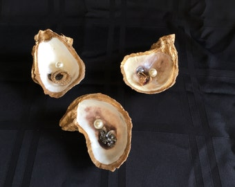 Oyster Ring Dish