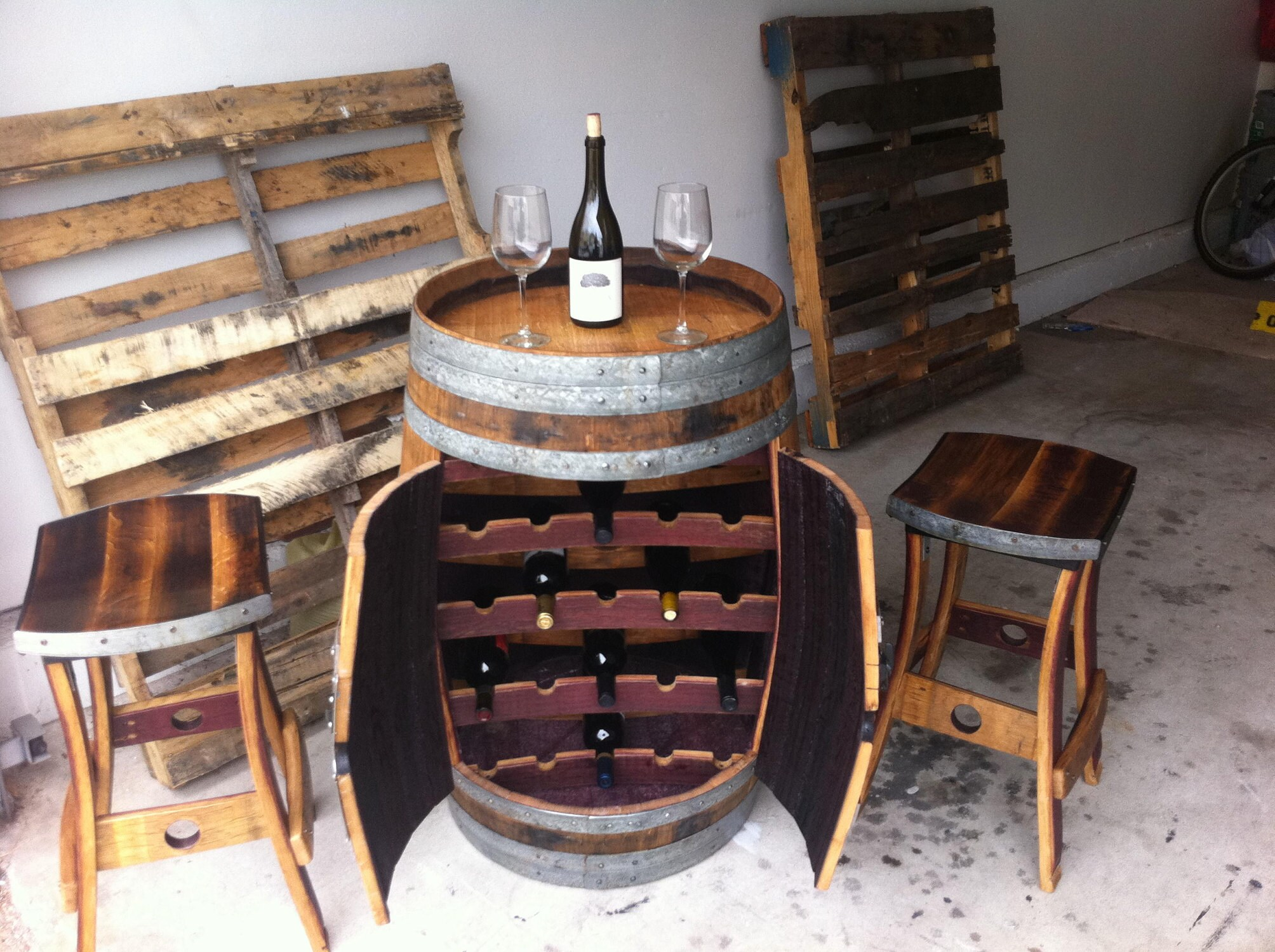 enchanting images amarone barrel wine full shelves wall bookcase bottle rack preparing zoom trendy and crate holder