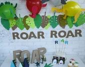 Dinosaur Birthday Party K...