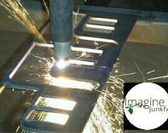 Custom plasma cnc cutting