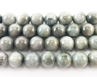 Eagle Eye Jasper Round Gemstone Beads