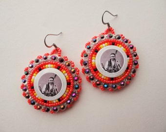 Chief Joseph Earrings