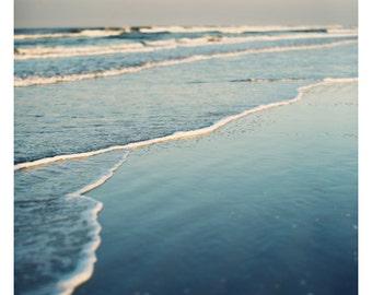 Fine Art Photograph - Beach Photography - Nature Photography - Feeling Blue - Florida Art - Landscape -Nautical Decor - Fine Art - Oversized