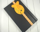 Back to school planner band - fun fish bookmark accessory - planners- erin confren life happy mambi bullet journals -teachers gift