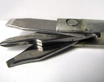 Vintage - Ratchet Versatool - Multi Tool - Screwdriver - Woodshop - Craft - Kitchen - Household