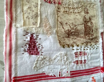 French country tapestry