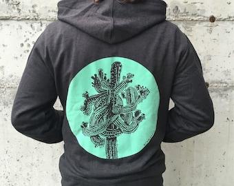 Saguaro hoodie