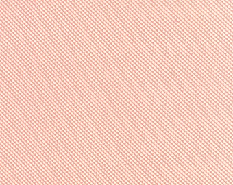Little Ruby - Little Sundae in Coral Pink: sku 55132-13 cotton quilting fabric by Bonnie and Camille for Moda Fabrics - 1 yard