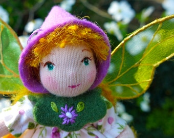 Miniature Flower Fairy