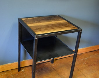 Solid Bar Table