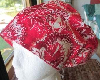Rosie-O Hattie Style..............Surgical Hat....Bakers Hat
