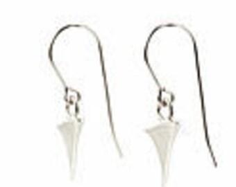 rose thorn earring