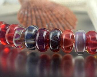 Multi Color Boro Bead Mix - Prima Donna Beads