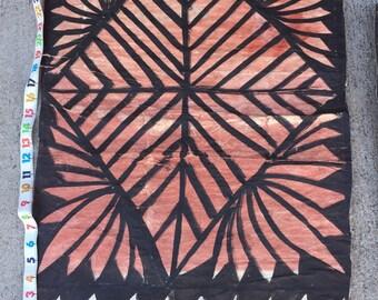 Tapa, kapa, saipo, ngato, bark cloth. Paper mulberry for polynesian, Tahitian costumes, crafts, polynesian