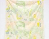 Nani Iro Kokka Japanese Fabric Beautiful Life - Dream story - 50cm